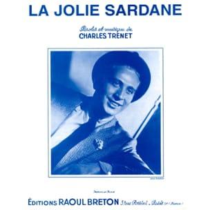 Charles Trenet - The Pretty Sardane - Sheet Music - di-arezzo.co.uk