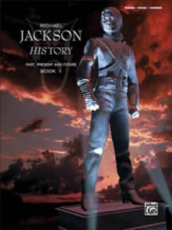 Michael Jackson - History Book 1 - Partition - di-arezzo.fr