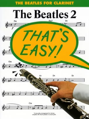 That's Easy ! - The Beatles 2 BEATLES Partition laflutedepan