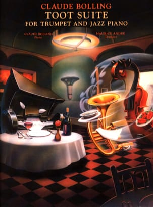 Claude Bolling - Toot suite trumpet and piano jazz - Sheet Music - di-arezzo.com