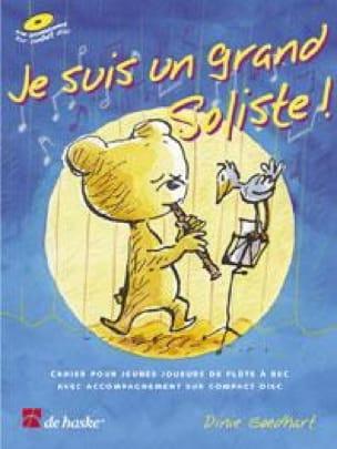 Dinie Goedhart - Je Suis Un Grand Soliste Niveau 1-2 - Partition - di-arezzo.fr
