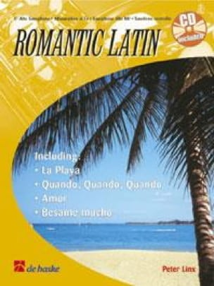 Romantic Latin - Partition - Saxophone - laflutedepan.com