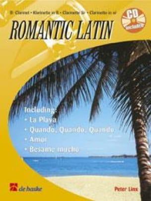 Romantic Latin - Partition - Clarinette - laflutedepan.com