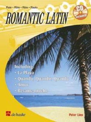 Romantic Latin - Partition - Flûte traversière - laflutedepan.com