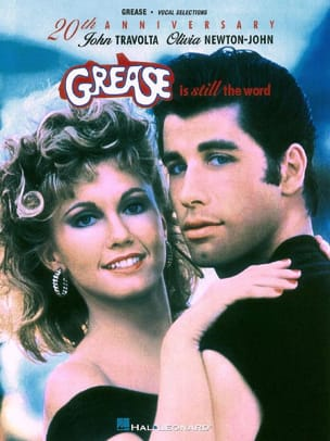 Grease Is Still The Word Partition Comédie musicale - laflutedepan