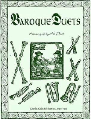 Baroque Duets Partition Trompette - laflutedepan
