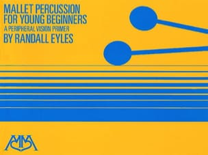 Randall Eyles - Mallet Percussion For Young Beginners - Partition - di-arezzo.fr