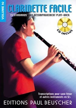 - Easy Clarinet Volume 2 - Sheet Music - di-arezzo.co.uk