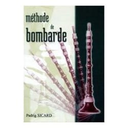 Padrig Sicard - Bombarde Method - Sheet Music - di-arezzo.co.uk