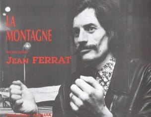 Jean Ferrat - The mountain - Partition - di-arezzo.co.uk