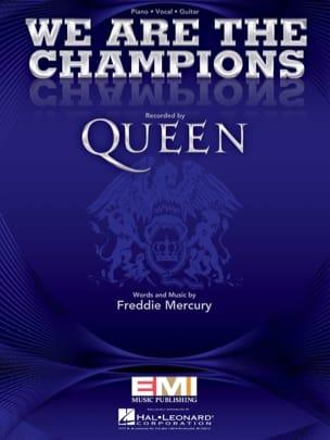 Queen - We Are The Champions - Sheet Music - di-arezzo.com