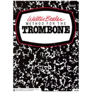 Walter Beeler - Method For The Trombone Volume 1 - Sheet Music - di-arezzo.com