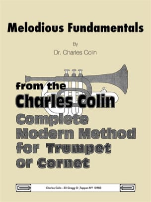 Charles Colin - Melodious Fundamentals - Sheet Music - di-arezzo.co.uk