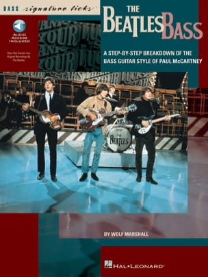 The Beatles Bass Signature Licks - BEATLES - laflutedepan.com