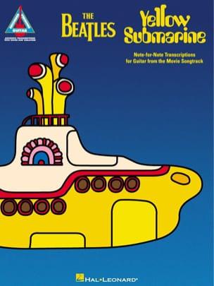 BEATLES - Yellow Submarine - Partition - di-arezzo.fr