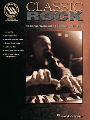 Classic Rock - 15 Songs - Partition - laflutedepan.com