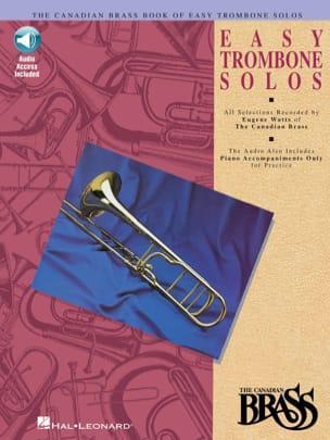 - Easy Trombone Solos - Partition - di-arezzo.fr