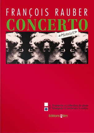 François Rauber - Mood Concerto - Sheet Music - di-arezzo.co.uk