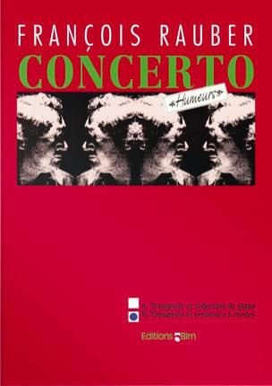 François Rauber - Concerto Mood - Partitura - di-arezzo.it