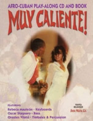 Rebeca Mauleon - Muy Caliente! Afro Cuban Play-Along And Book - Partition - di-arezzo.fr