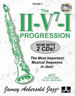 Volume 3 Edition Anglaise - II-V7-I Progression laflutedepan