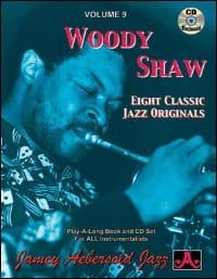 METHODE AEBERSOLD - Volume 9 - Woody Shaw - Sheet Music - di-arezzo.co.uk