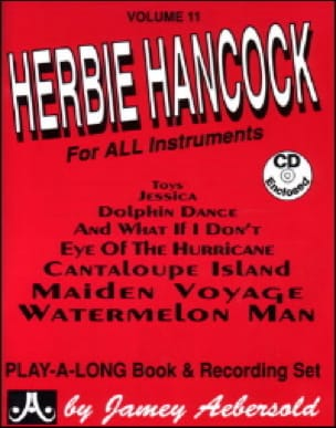 Volume 11 - Herbie Hancock - laflutedepan.com