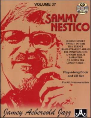METHODE AEBERSOLD - Volume 37 - Sammy Nestico - Sheet Music - di-arezzo.co.uk