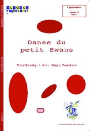 Danse du Petit Swans - Piotr Igor Tchaikovski - laflutedepan.com