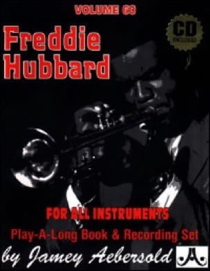 METHODE AEBERSOLD - Volume 60 - Freddie Hubbard - Sheet Music - di-arezzo.co.uk