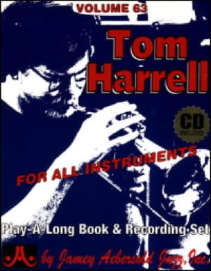 METHODE AEBERSOLD - Volume 63 - Tom Harrell - Sheet Music - di-arezzo.co.uk
