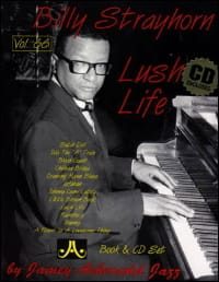 METHODE AEBERSOLD - Volume 66 - Billy Strayhorn Lush Life - Sheet Music - di-arezzo.co.uk