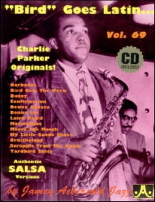 Volume 69 - Bird Goes Latin... Charlie Parker laflutedepan