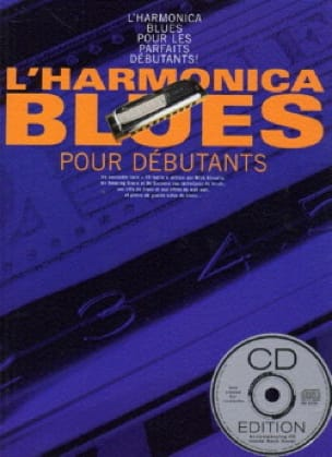 Blues Harmonica For Beginners - Sheet Music - di-arezzo.co.uk