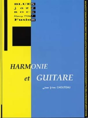 Jean-Yves Chouteau - Harmony And Guitar - Sheet Music - di-arezzo.com