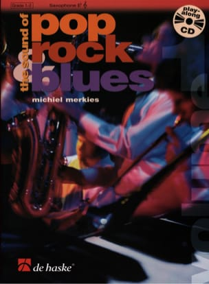 Michiel Merkies - The Sound Of Pop Rock Blues Volume 1 - Partition - di-arezzo.fr