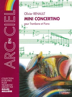Olivier Renault - Mini Concertino - Sheet Music - di-arezzo.co.uk