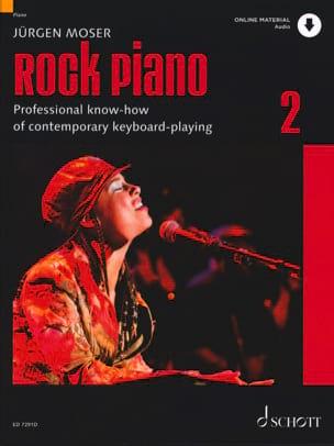 Jurgen Moser - Rock piano band 2 - Partition - di-arezzo.fr