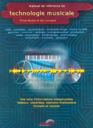 Buick Peter / Lennard Vic - Musical Techology - Sheet Music - di-arezzo.co.uk