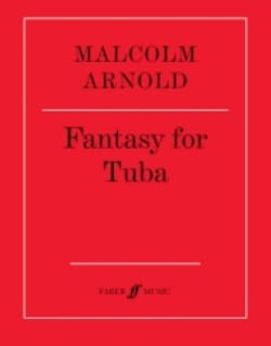 Malcolm Arnold - Fantasy For Tuba Opus 102 - Partition - di-arezzo.fr