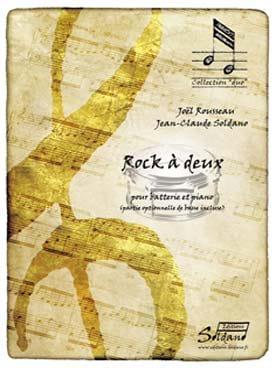 Rock A Deux Rousseau Joel / Soldano Jean-Claude Partition laflutedepan