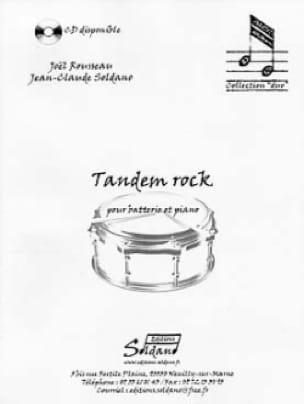 Rousseau Joel / Soldano Jean-Claude - Tandem Rock - Partition - di-arezzo.fr