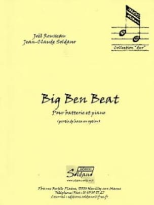 Big Ben Beat Rousseau Joel / Soldano Jean-Claude laflutedepan