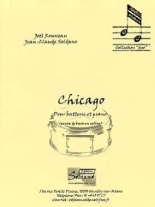 Chicago Rousseau Joel / Soldano Jean-Claude Partition laflutedepan