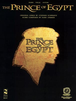 Stephen Schwartz & Hans Zimmer - The Prince of Egypt - Film Music - Sheet Music - di-arezzo.co.uk