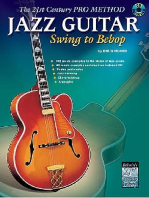 Doug Munro - Jazz Guitar Swing To Bebop - Partitura - di-arezzo.es