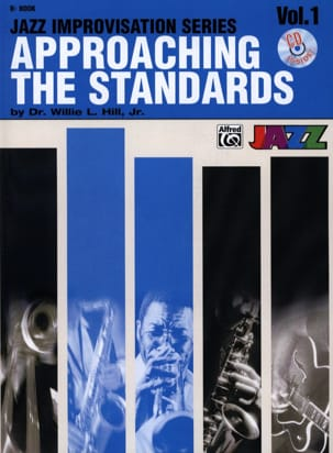 Willie L. Hill, Jr Dr. - Approaching the standards volume 1 - Sheet Music - di-arezzo.com