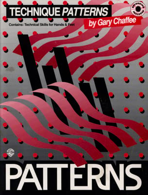 Technique Patterns Gary Chaffee Partition Batterie - laflutedepan