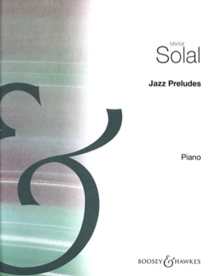 Martial Solal - Jazz preludes - Sheet Music - di-arezzo.co.uk