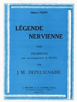 Jean-Marie Depelsenaire - Nervian legend - Sheet Music - di-arezzo.co.uk